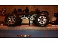 Nitro rc hpi racing monster truck