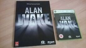 Alan Wake Game for XBOX 360