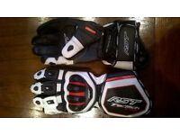 RST Tractech Evo CE Glove - White - Size L