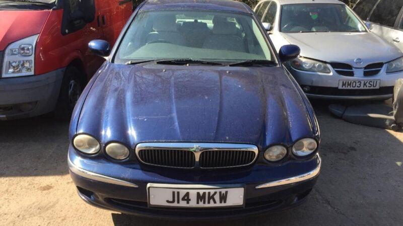 2002 JaguarX-Type V6 2.1 ManualBlue BREAKING bonnet bumper door passenger drivers window mirror for sale  Hall Green, Birmingham