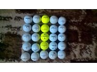 Pinnacle Golf Balls (25No)