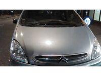 Citroen XSARA PICASSO (DIESEL) for sale
