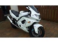 Yamaha thundercat 600cc