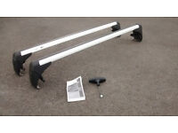 Skoda Superb Hatch roof bars (genuine) as new condition 2008-2016 model
