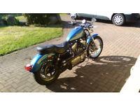 Harley Davidson Sportster XLH 883 2005