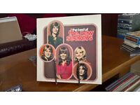 The Best of the New Seekers..box set of 6 records..33rpm..