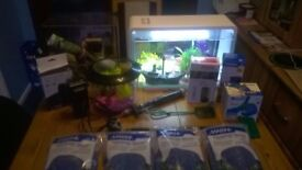 Fish Tank by Superfish with loads of extras.