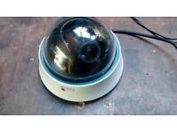 Professional cctv cameras dome internal