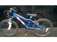 Ridgeback MS20 Terrain bike.