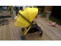 NICE MAMAS AND PAPAS ARMADILLO CITY PUSHCHAIR