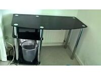 new glass table £69 was 199