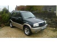 Suzuki 4x4 mot july £1150 ono