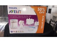 Avent Natural Starter Set (Unwanted Gift)