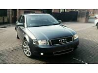 Audi A4 breaking for spares