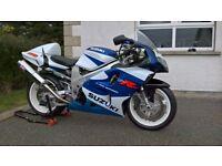 Suzuki TL1000R 2000 W reg