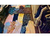 Ladies clothes size 16 - 18
