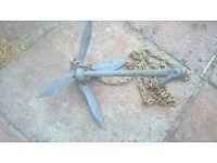 3.5kg grapnel anchor