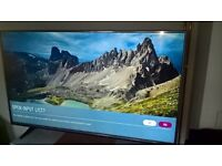 "55"" 4k uhd ultra wirless smart tv lg"
