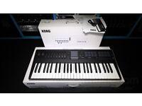 Korg Taktile Keyboard, MIDI and DAW controller