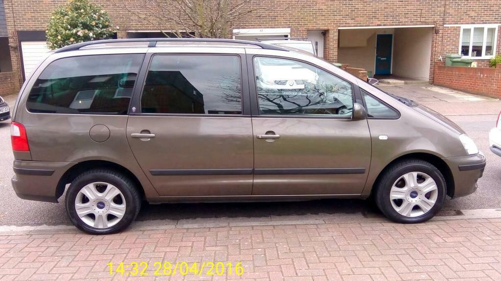 seven seater ford galaxy 1 9 tdi 2002 in portsmouth. Black Bedroom Furniture Sets. Home Design Ideas