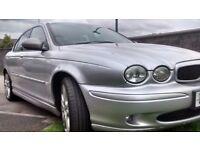 Jaguar X Type - Diesel - 11 months MOT - 189000 miles - Swap 4x4