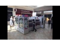 RMU UNIT KIOSK FOR MOBILE PHONE ACCESSORIES FOR SHOPPING MALL
