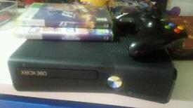 Xbox 360 250gb or with 2ds £115 no charger for ds but great condition
