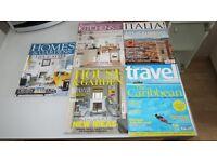 Few good magazines