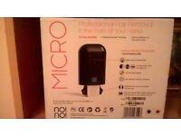 Micro nono hair removal system, brand new in box