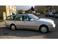 Cheap 2001 Mercedes Eclass Estate AUTOMATIC £495