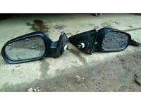 Honda civic 3 Dr elec car wing mirrors