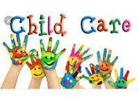 Childminder and babysitting nanny available