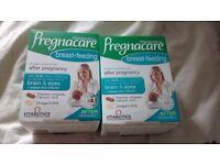 Pregnacare breast-feeding vitamins
