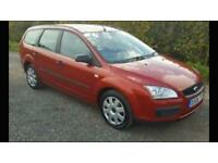 Ford Focus Estate 57plate 2007 Diesel