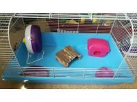 Savic Bristol. Hamster cage. STILL FOR SALE.