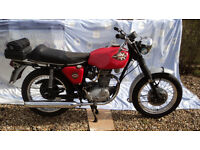 BSA motorcycle for sale