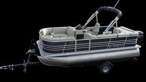2017 Legend Boats Bayshore Cruise Sport Pkg. Tri-tube. 82. per w