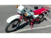 Yamaha DT50MX (spares or repairs)