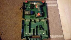Bosch PSR 14,4 Cordless Drill. DIY CHEAP