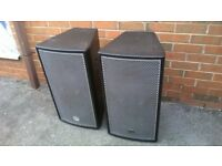 wharfedale DJ / Disco / Karaoke / Band / Singer / Club speakers