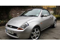 2005 Ford Street Ka Convertible One Female Owner From New