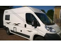 Motorhome 2 berth. NEW ENGINE JUST FITTED. 2011 Citroen Relay 2.2 HDi.