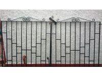 Cast iron drive gates