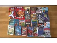 CHILDRENS BOOKS 26 IN TOTAL, MIXED AGE RANGE