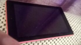 kindle hd fire month old