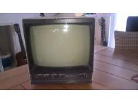 "small crt cctv monitor 8"""