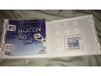 Frozen olaf's quest Nintendo DS Game