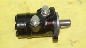"""Hydraulic motor 1/2"""" Ports"""