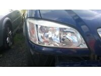 Vauxhall Zafira 2.0L DTI (2004 O/S Headlight - IN VERY GOOD USED CONDITION!