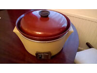 slow cooker (TOWER) automatic large size suitable for large family